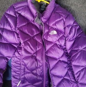 Girls Northface jacket size 14-16